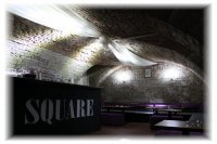 Restaurace music club SQUARE